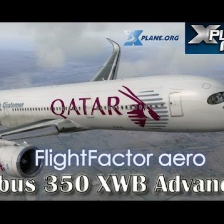 Flight Factor Airbus 350 XWB Advanced v1.3 Update